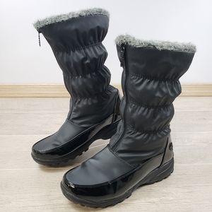Totes Rachel Front Zip Waterproof Winter Boots